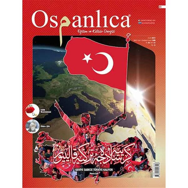 Ocak 2017 Osmanlıca Dergisi