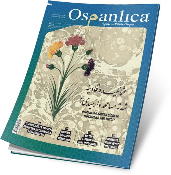 Ocak 2020 Osmanlıca Dergisi