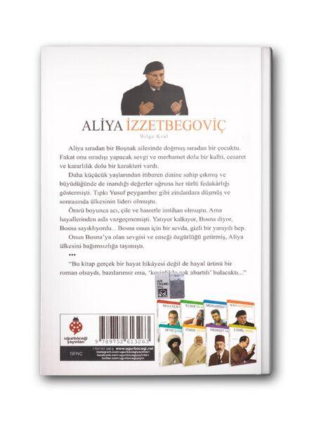 Aliya İzzetbegoviç - Bilge Kral - Örnek İnsanlar Dizisi 4