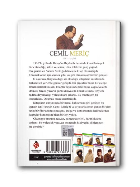 Cemil Meriç - Fikir İşçisi - Örnek İnsanlar Dizisi 8