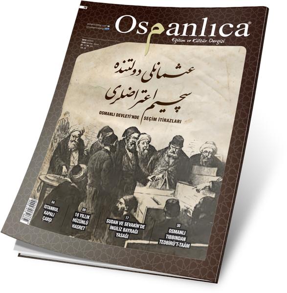 Haziran 2019 Osmanlıca Dergisi