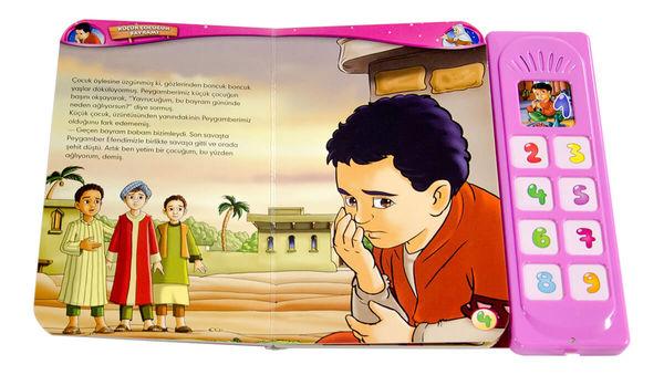 Sesli Kitap - Peygamberimizden Çocuklara 2