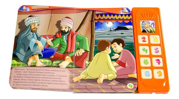 Sesli Kitap - Peygamberimizden Çocuklara 3