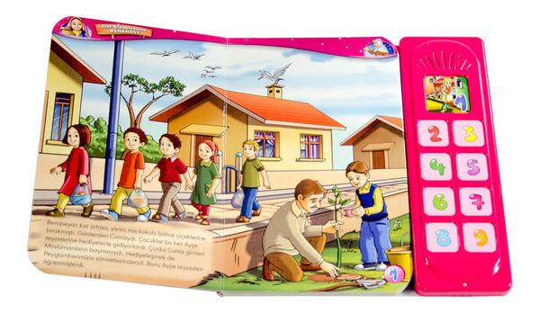 Sesli Kitap - Peygamberimizden Çocuklara 5