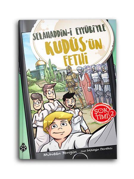 Şok Timi 2 - Selahaddin-i Eyyübi'yle Kudüs'ün Fethi