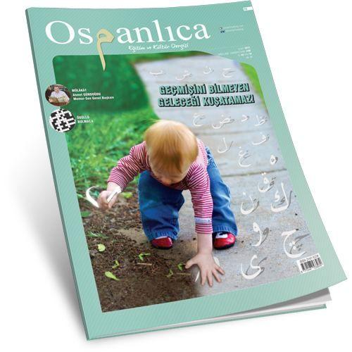 Şubat 2015 Osmanlıca Dergisi (Sayı:18)