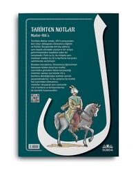 Tarihten Notlar (Osmanlıca Matbu-Rika Hat) - Thumbnail