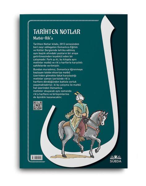 Tarihten Notlar (Osmanlıca Matbu-Rika Hat)