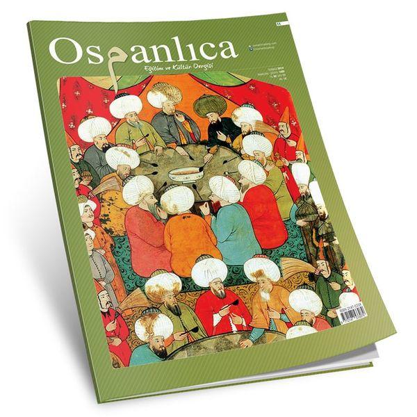 Temmuz 2014 Osmanlıca Dergisi (Sayı:11)