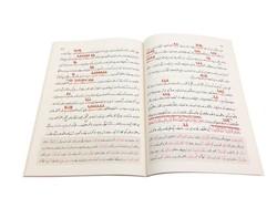 Tevafuklu Şua'lar Mecmuası (Orta Boy, Osmanlıca) - Thumbnail