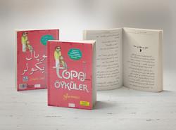Topal Öyküler (Osmanlıca-Latince ) - Thumbnail