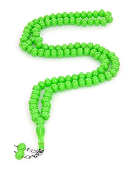 Yeşil Tesbih 99 lu 10mm
