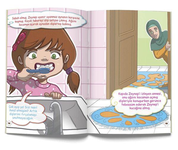 Zeynep'in Dişleri